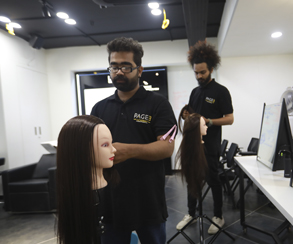 Hair styling classes coimbatore